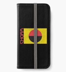 Flag of CHOAM - Dune  iPhone Wallet/Case/Skin