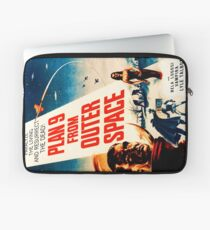 Plan 9 from Outer Space - vintage movie poster Laptop Sleeve
