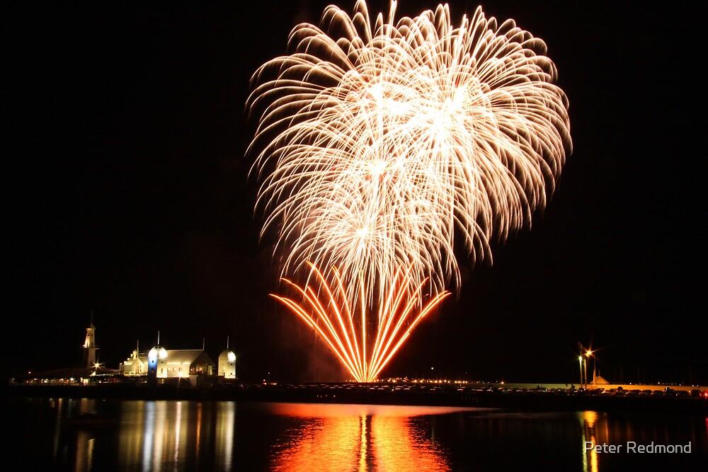 Fireworks 2 by Peter Redmond