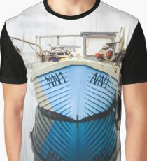 NN1 Fishing boat Sovereign Harbour, Eastbourne. Graphic T-Shirt