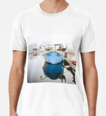 NN1 Fischerboot Sovereign Harbour, Eastbourne. Premium T-Shirt