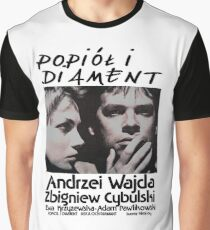 Ashes and Diamonds Graphic T-Shirt