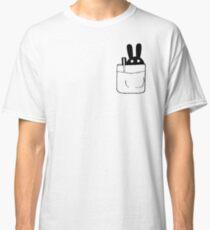 Pocket Bunny Classic T-Shirt