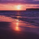 Beach Sunset by willgudgeon