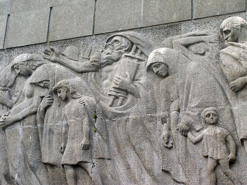 International Holocaust Remembrance Day by Segalili