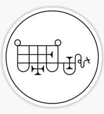 BUNE Sticker