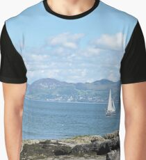 Boat Comes In Graphic T-Shirt