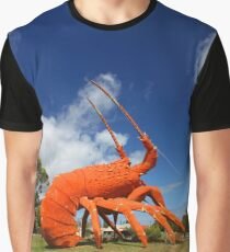 Big Lobster Graphic T-Shirt