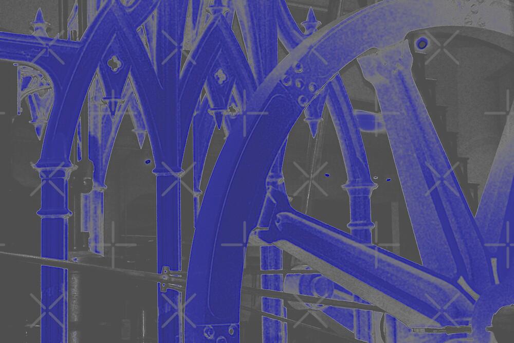 Blue by kadoh