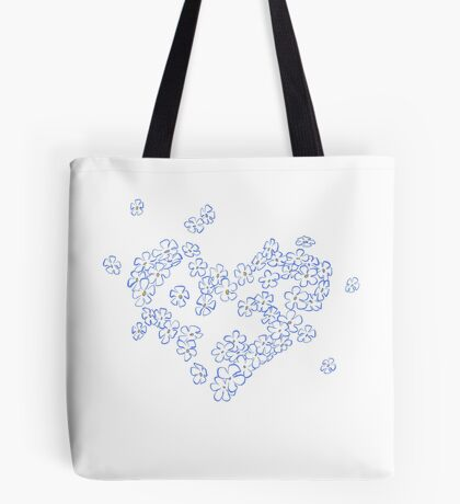 Forget-me-not Tasche