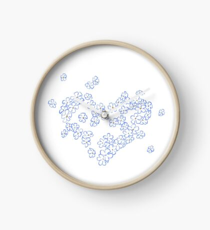 Forget-me-not Uhr