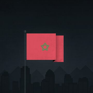 Morocco by FlatFlags