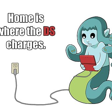Modest Medusa: Home is Where the DS Charges by JakeRichmond