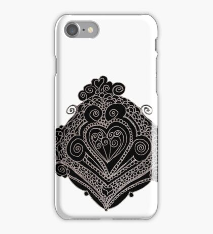 Wrought Heart iPhone Case/Skin
