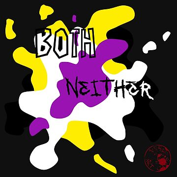 Both Neither/NonBinary #3 by INeroDevil