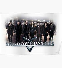 Shadowhunters season 2 cast Poster