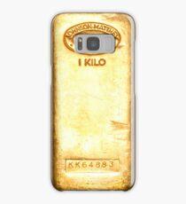 Gold Bullion - Johnson Matthey Samsung Galaxy Case/Skin