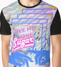 GIVE ME SOME SUGAR a e s t h e t i c Graphic T-Shirt