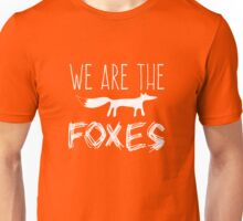 Taylor Swift - We Are The Foxes Unisex T-Shirt