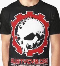 rusty cyborg 2 Graphic T-Shirt