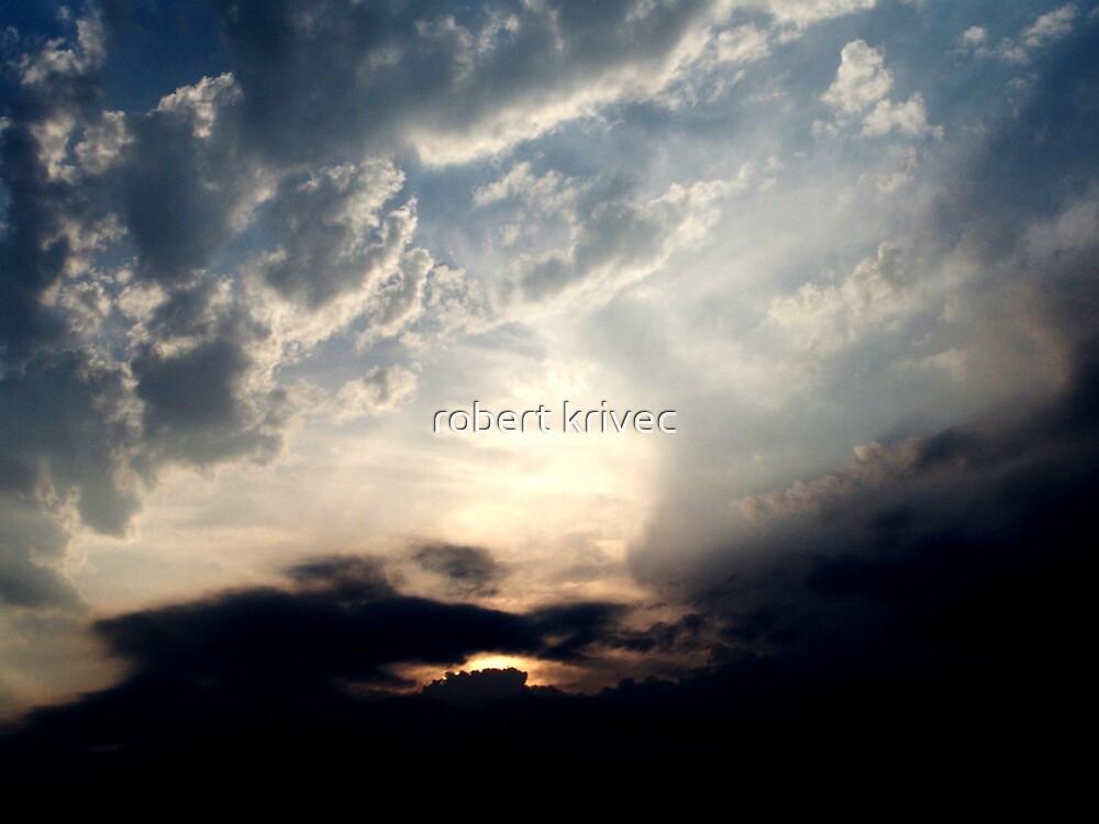 dramatic sky by robert krivec