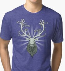 All-Natural Tri-blend T-Shirt