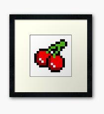 Cherries Framed Print