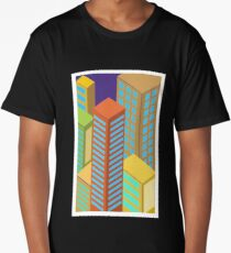 skyscraper  Long T-Shirt