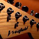 Lead Guitar  by Paul Reay