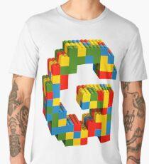 Innitial G Lego Men's Premium T-Shirt