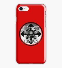 Voting Trump iPhone Case/Skin