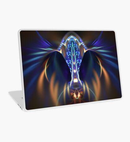 Extraterrestrial life #fractal art Laptop Skin