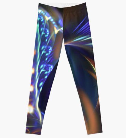 Extraterrestrial life #fractal art Leggings