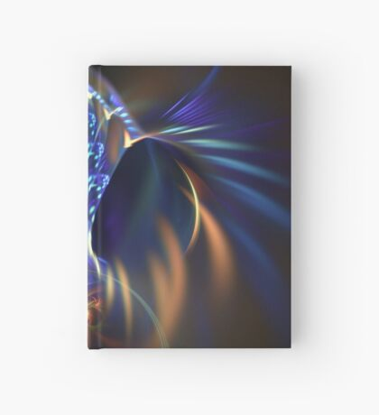 Extraterrestrial life #fractal art Hardcover Journal