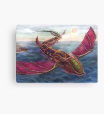 The Leviathan Canvas Print