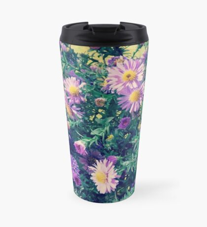 Dendranthema Travel Mug