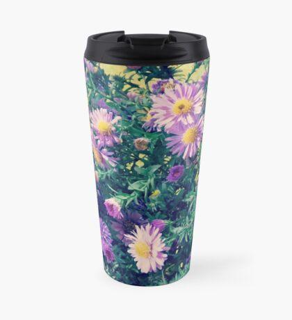 Dendranthema Travel Mug