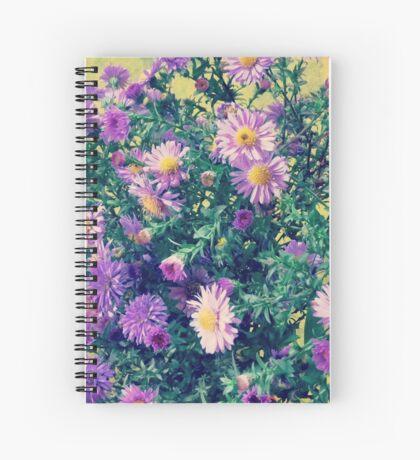 Dendranthema Spiral Notebook