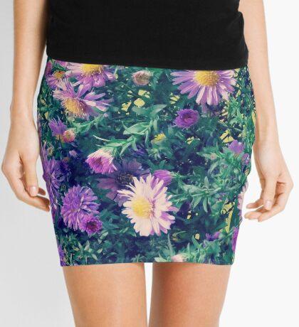 Dendranthema Mini Skirt