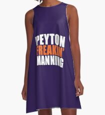Peyton Freakin' Manning A-Line Dress