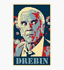 Drebin Photographic Print