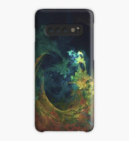 The Storm #fractal art Case/Skin for Samsung Galaxy