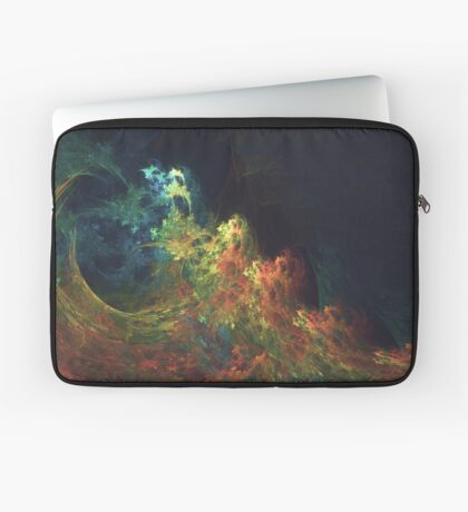 The Storm #fractal art Laptop Sleeve