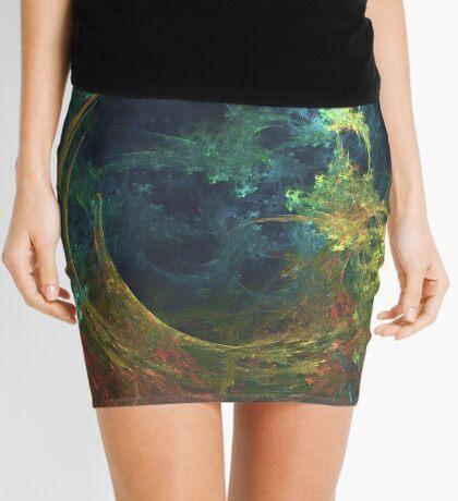 The Storm #fractal art Mini Skirt