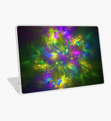 Five stars #fractals Laptop Skin