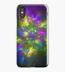 Five stars #fractals iPhone Case