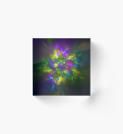 Five stars #fractals Acrylic Block
