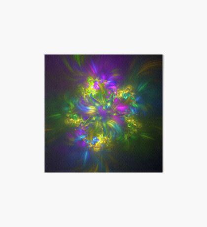 Five stars #fractals Art Board Print