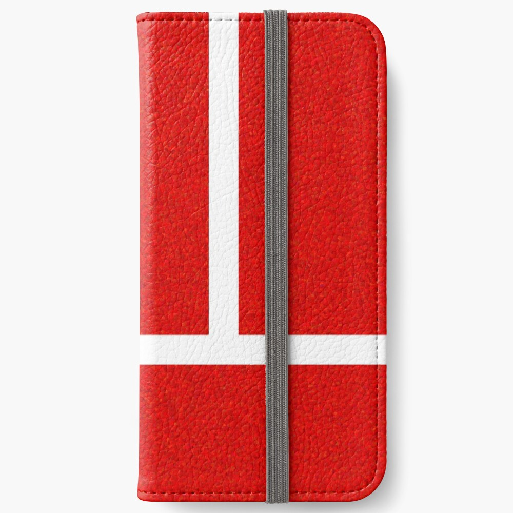 """IN"" - Falkenauge - Sand iPhone Flip-Case"