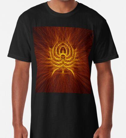 Alien Spider Long T-Shirt